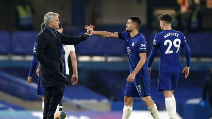 Jose Mourinho nói gì sau chiến thắng trước Tottenham Hotspurs