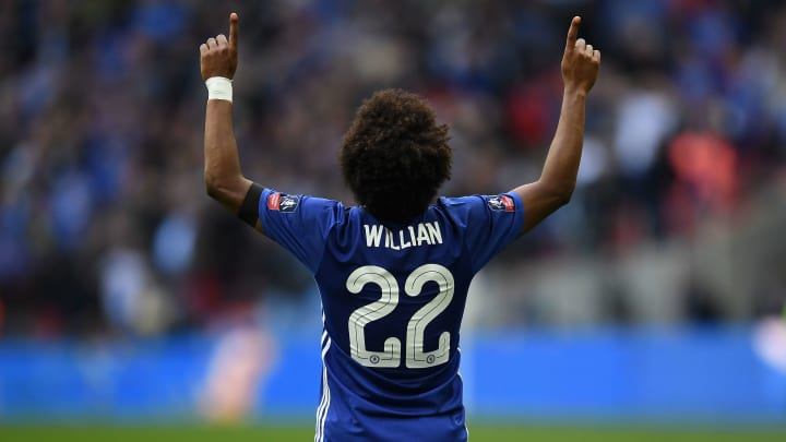 Willian's Greatest Moments at Chelsea