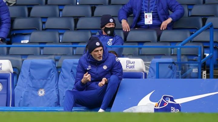 Böse Pleite für Chelsea-Coach Thomas Tuchel.