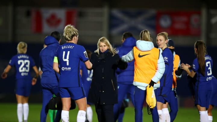 Emma Hayes, Millie Bright