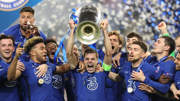 Fünf Chelsea-Spieler sind unter den Nominierten