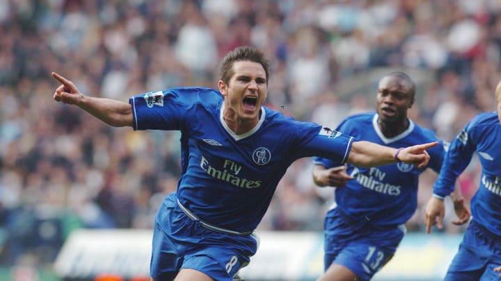 Lampard es el centrocampista más goleador de la historia