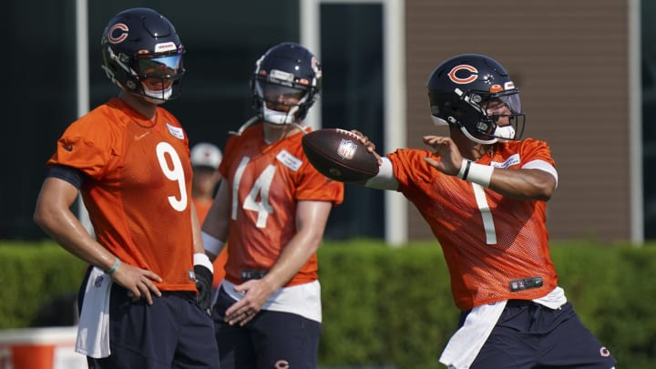 Bears quarterbacks