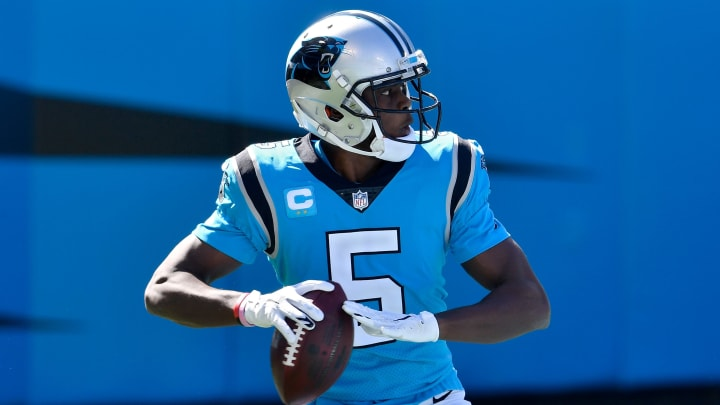 Atlanta Falcons vs Carolina Panthers NFL Week 8 Thursday Night Football spread, odds, line, over/under, prediction and betting insights.