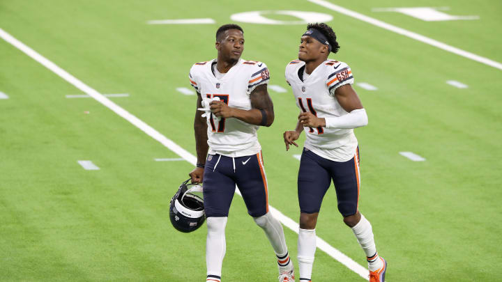 Chicago Bears wideout Anthony Miller didn't hold back when talking about his team's performance on Sunday night.