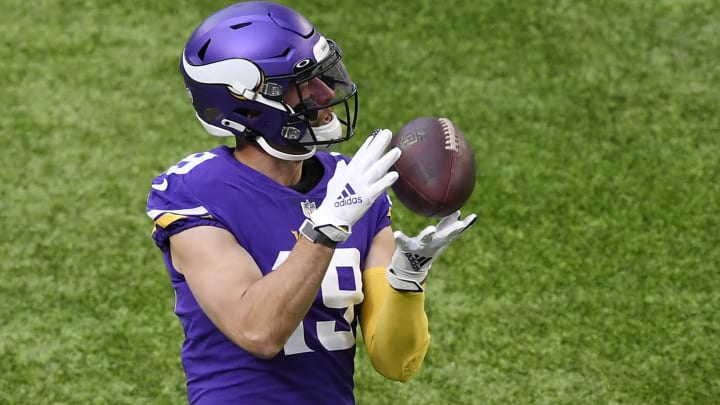 Adam Thielen fantasy outlooks includes top-10 WR potential again in 2021.