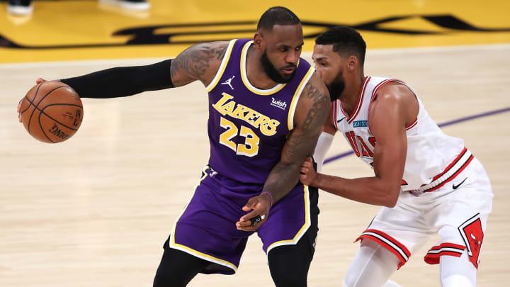 Lakers bulls betting line matched betting usa