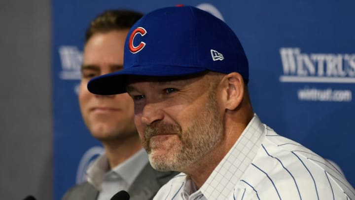 David Ross, Chicago's new manager, hit a critical Game 7 home run that saved Cubs fans from further heartbreak.