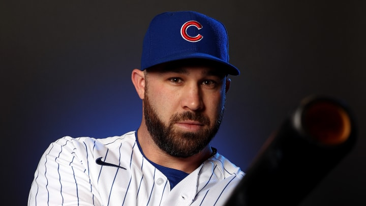 Chicago Cubs second baseman Jason Kipnis