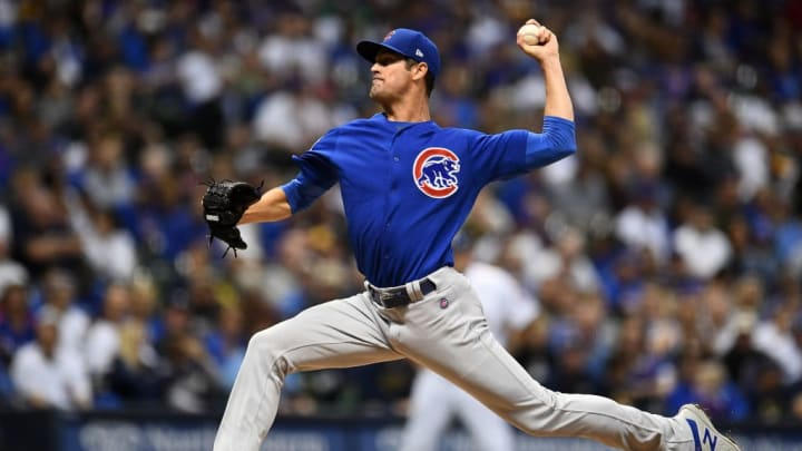 Cole Hamels could have made a return on a one-year deal.