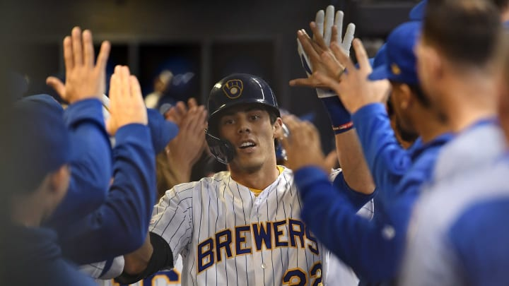 Christian Yelich Has Right Mindset on Teammates Potentially Opting Out of Season