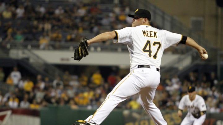Remember Evan Meek, Pittsburgh Pirates fans?