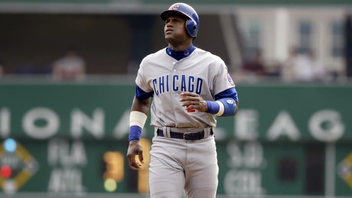 Former Chicago Cubs slugger Sammy Sosa