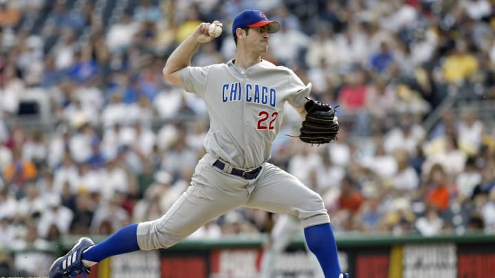 Mark Prior couldn't stay healthy during his Chicago Cubs career.