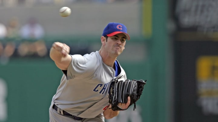 Mark Prior was supposed to be an ace for the Chicago Cubs.