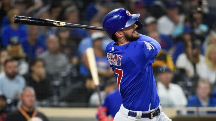 Many teams have been pursuing Cubs third baseman Kris Bryant