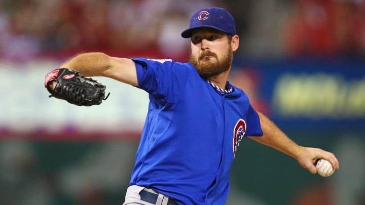 Chicago Cubs lefty Travis Wood