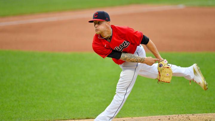 Zach Plesac, Chicago White Sox v Cleveland Indians