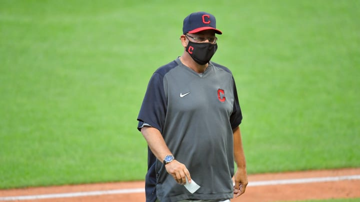 Terry Francona, Chicago White Sox v Cleveland Indians