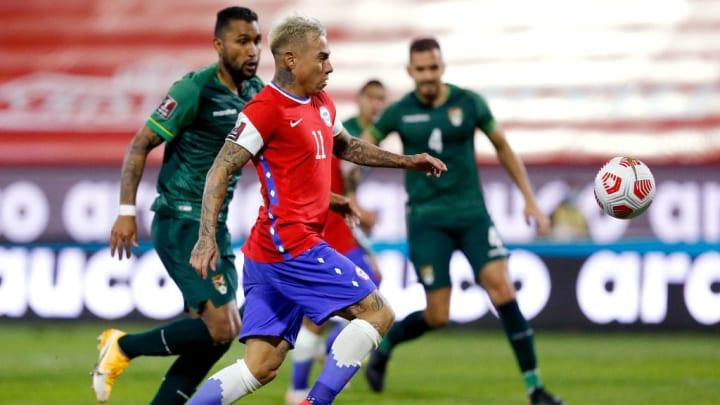 Eduardo Vargas Chile Eliminatórias Copa América