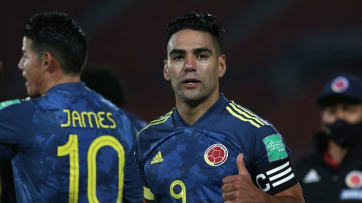 Radamel Falcao García, uno de los máximos referentes en la historia de la selección de Colombia