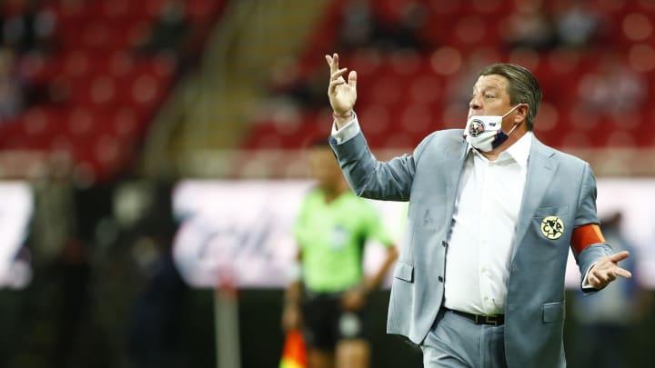 Chivas v America  - Playoffs Torneo Guard1anes 2020 Liga MX