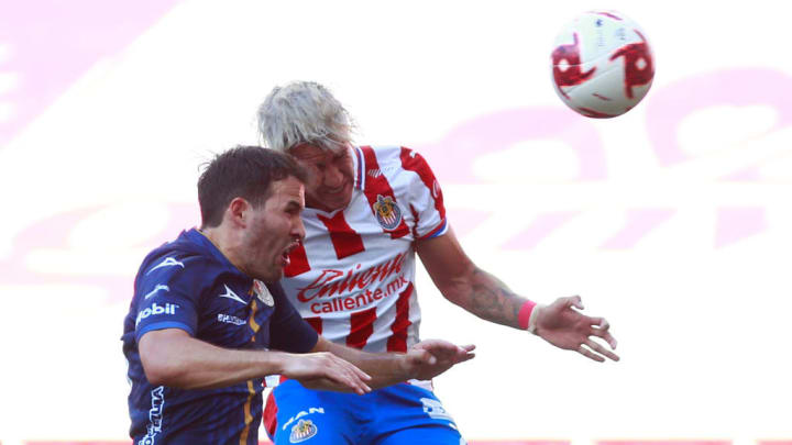 Chivas v Atletico San Luis - Torneo Guard1anes 2020 Liga MX