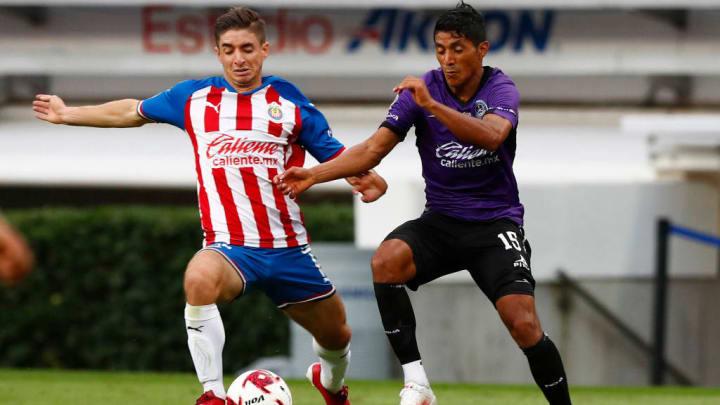 Chivas vs Mazatlan FC de Copa GNP por Mexico