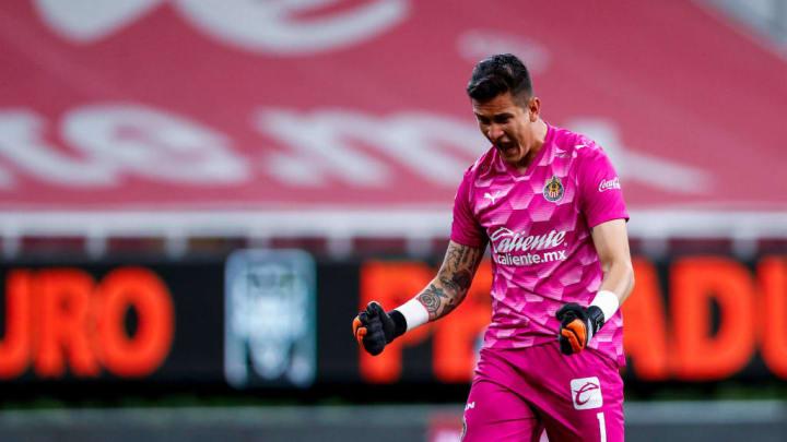 Chivas venció a Necaxa 1-0 en el repechaje del Guard1anes 2020