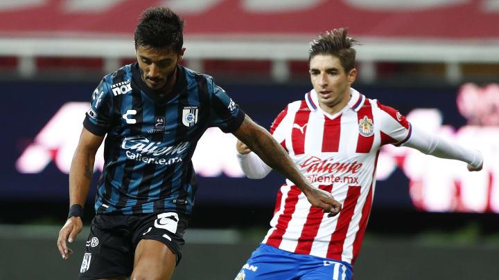 Querétaro y Chivas se miden este miércoles 3 de marzo en el Estadio Corregidora, en duelo correspondiente a la Jornada 9.