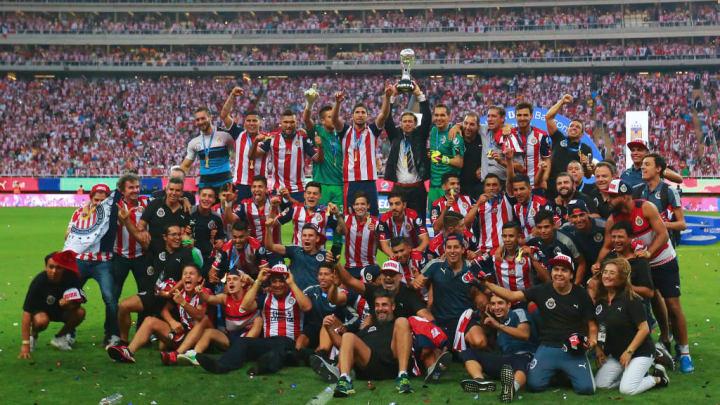 Chivas v Tigres UANL - Playoffs Torneo Clausura 2017 Liga MX