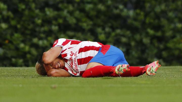 El jugador fue abucheado de principio a fin en el partido contra Xolos