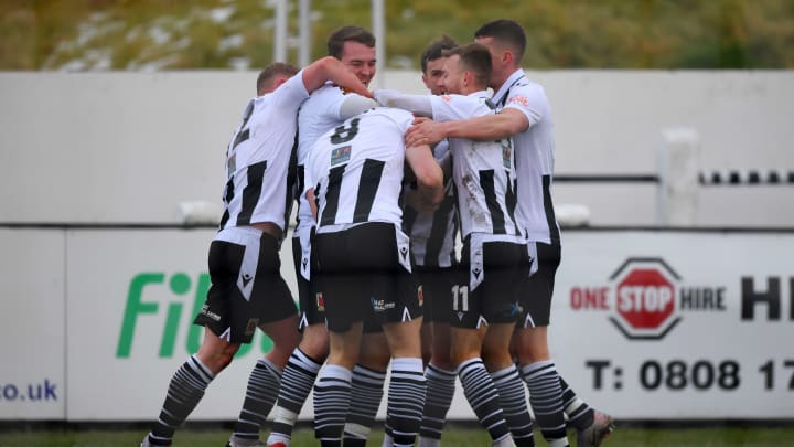 Chorley players shocked Championship Derby County on Saturday