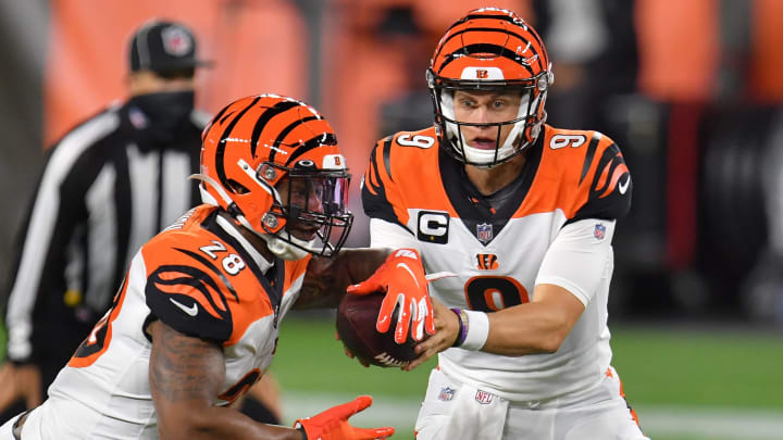 Kyle Pitts would be an awesome pick for the Cincinnati Bengals at No. 5 in the 2021 NFL Draft.