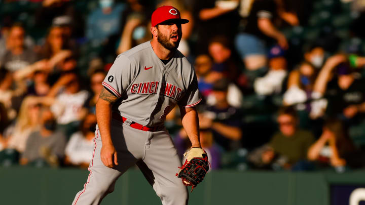 The Cincinnati Reds have gotten some good news regarding the latest injury update on Mike Moustakas.