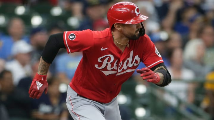 The Cincinnati Reds have received optimistic news on the latest Nick Castellanos injury update.