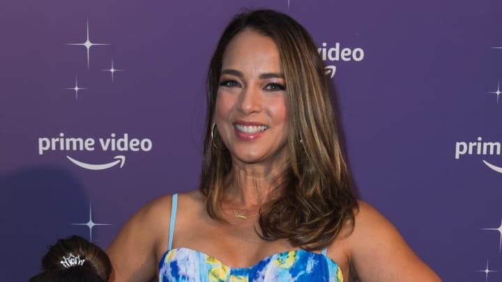 Adamari López es una conductora de Telemundo