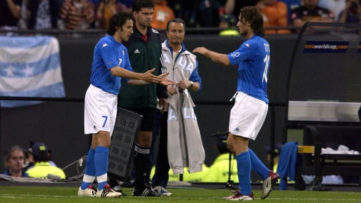 Francesco Totti, Alessandro Del Piero