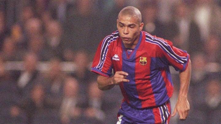 Ronaldo Nazario - Soccer Player