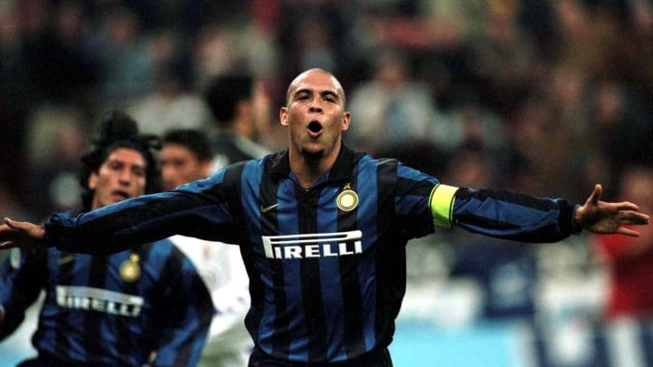We look at Ronaldo Nazario's best ever goals