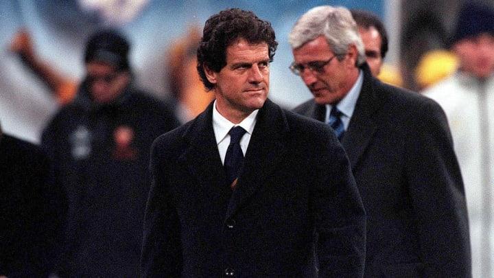 Fabio Capello, Marcello Lippi