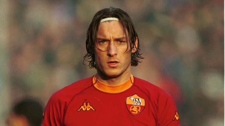 Francesco Totti: Remembering the King of Rome's First Year as a Professional