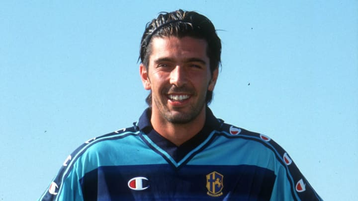 Buffon is set to return to his roots