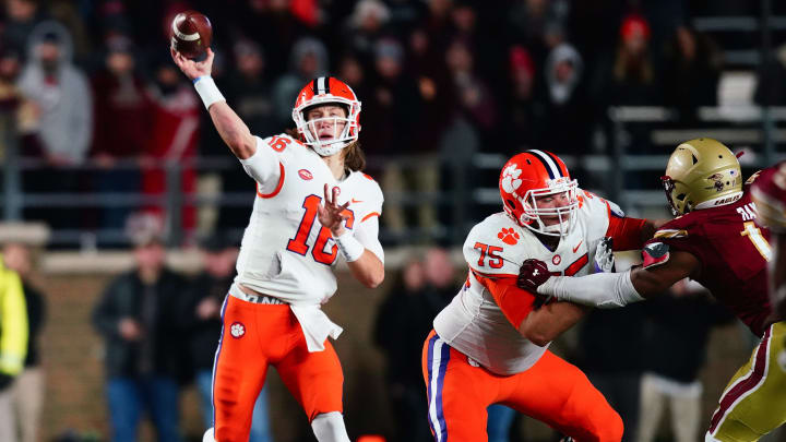 Boston College vs Clemson Odds, Spread, Prediction, Date ...