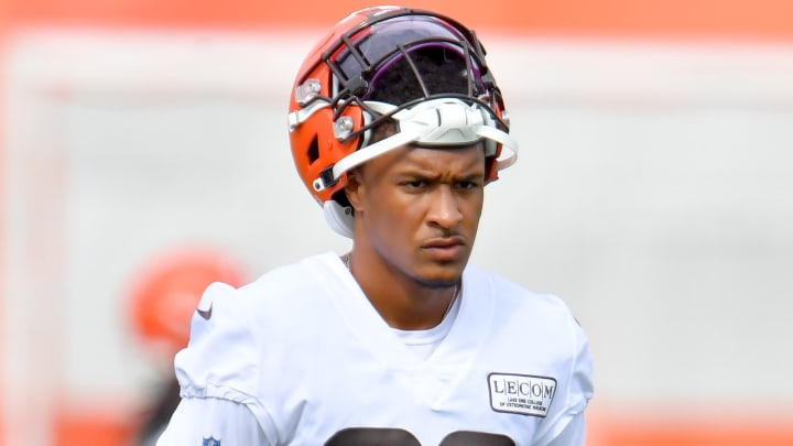Grant Delpit's injury could impact the Cleveland Browns in 2020.