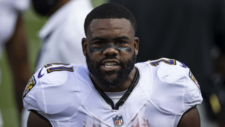 Baltimore Ravens running back Mark Ingram has been activated from the reserve/COVID-19 list ahead of Tuesday's game agains the Dallas Cowboys.
