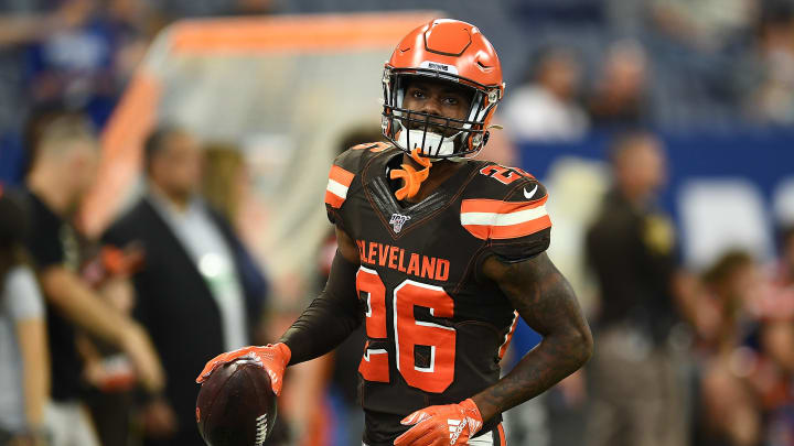 Browns Rookie Greedy Williams Snags Starting Spot on Defense for ...