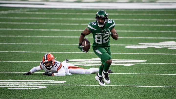 NY Jets, Jamison Crowder