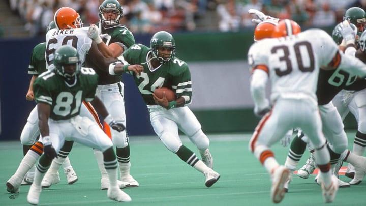 Freeman McNeil, NY Jets