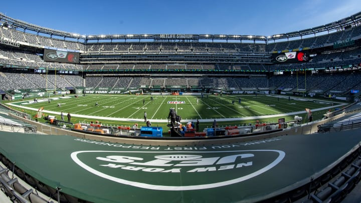 NY Jets, MetLife Stadium